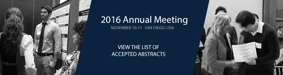Accepted abstracts at the 2016 INS Annual Meeting